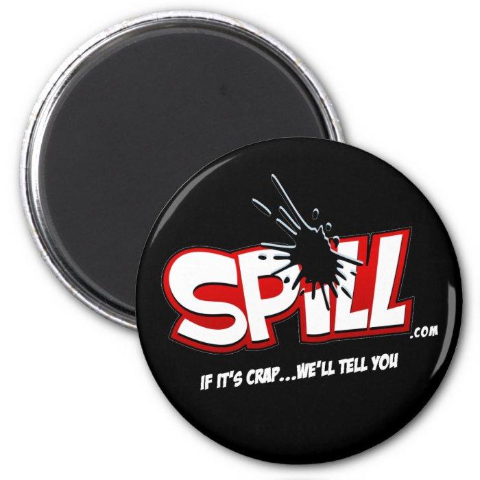 Spill Logo Magnet