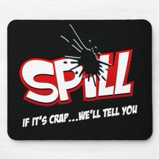 Spill Logo Mousepad