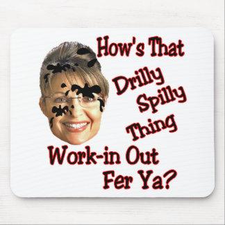 spill spill spill mouse pads