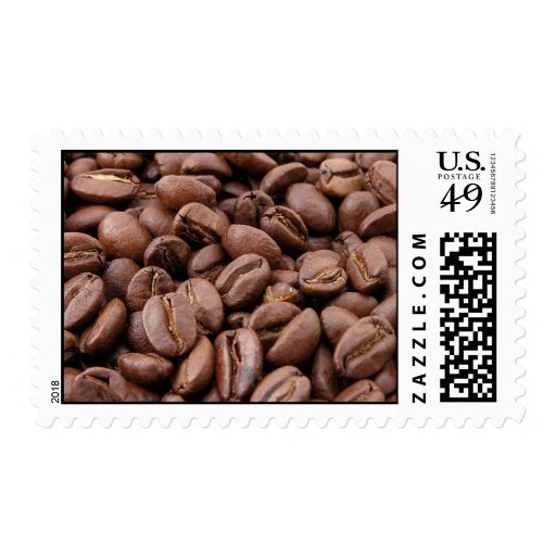 Spill the Beans Postage Stamp