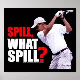 """""""Spill What Spill?"""" Print"""