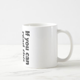 Spilled Coffee! OMG! Mugs