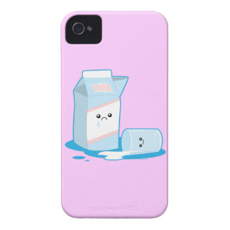 Spilled Milk iPhone 4 Case