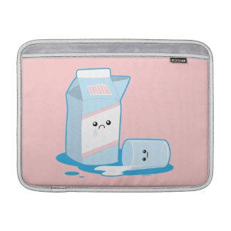 Spilled Milk MacBook Sleeve