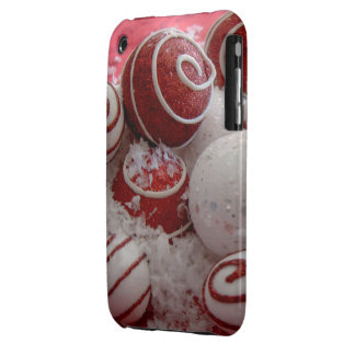 Spilled Ornaments 3G/3GS Barely There iPhone 3 Covers