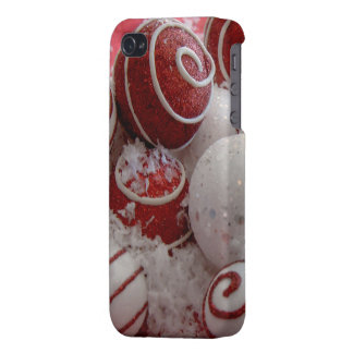Spilled Ornaments 4/4s Cases For iPhone 4