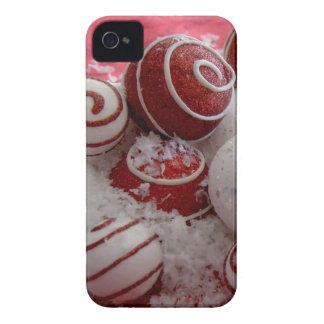 Spilled Ornaments Case-Mate iPhone 4 Cases