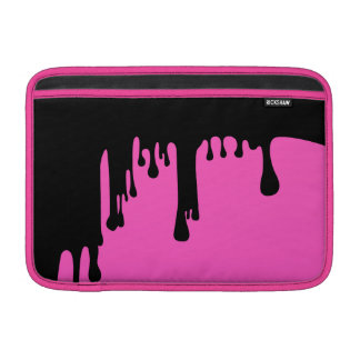 Spilled paint sleeve for MacBook air