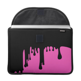Spilled paint sleeves for MacBook pro