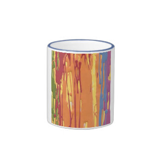 Spilled Paint Mug