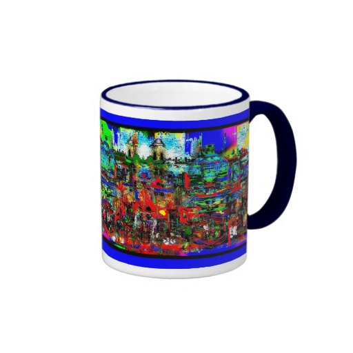 Spilling Out - Mug