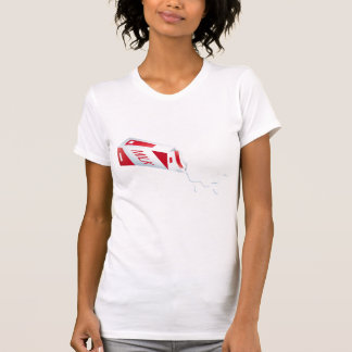spilt milk T-Shirt