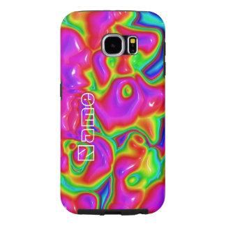Spilt Rainbow Cheerful Samsung Galaxy S6 Case