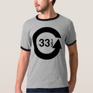 Spin @ 33.3 rpm T-Shirt