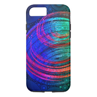 Spin - Abstract Digital Painting iPhone 7 Case