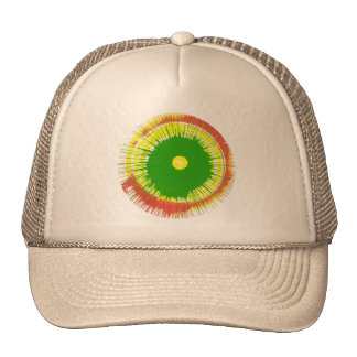 Spin Art hat