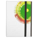 Spin Art iPad case.