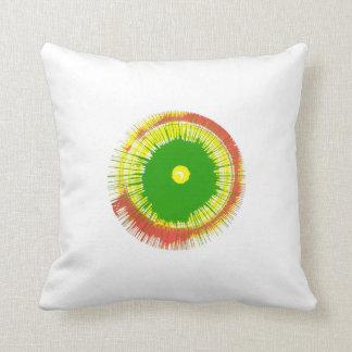 Spin Art pillow