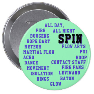 Spin Circle Button