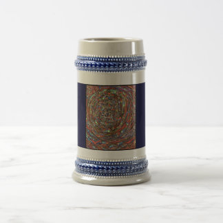 Spin Cycle Beer Stein