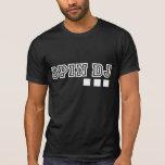 Spin DJ Logo 35MSP T Shirts