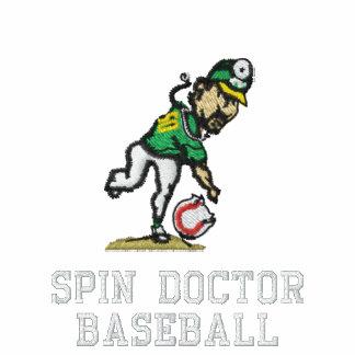 Spin Doctor Baseball Men's Polo