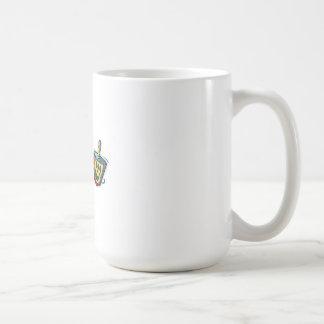 Spin It Coffee Mug