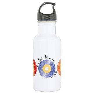 Spin It 18oz Water Bottle