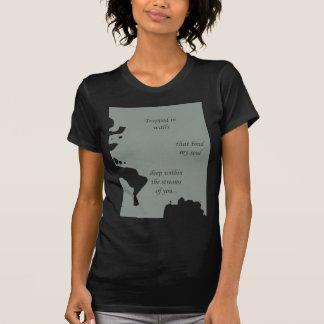 """Spin"" Ladies Twofer T-Shirt"
