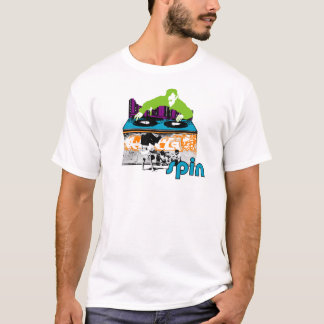 Spin - Live the Beat T-Shirt