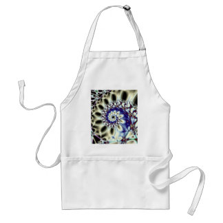 Spin Out Adult Apron