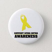 Spina Bifida Awareness Button