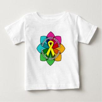 Spina Bifida Awareness Matters Petals T-shirt