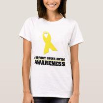 Spina Bifida Awareness T-Shirt