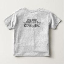 Spina Bifida Awareness Toddler T-shirt