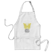 Spina Bifida Butterfly Adult Apron