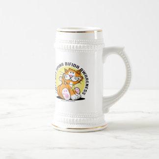 Spina Bifida Cat Coffee Mug