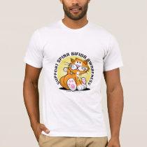 Spina Bifida Cat T-Shirt