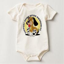 Spina Bifida Dog Baby Bodysuit