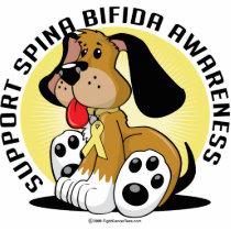 Spina Bifida Dog Cutout