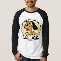 Spina Bifida Dog T-Shirt