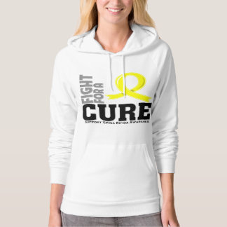 Spina Bifida Fight For A Cure Hoodie