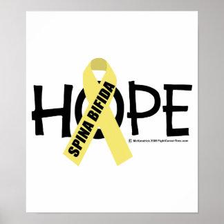 Spina Bifida Hope Poster