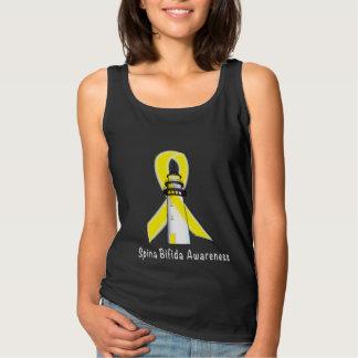 Spina Bifida Lighthouse of Hope Tank Top