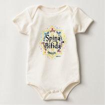 Spina Bifida Lotus Baby Bodysuit