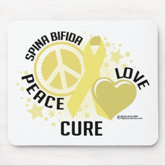 Spina Bifida PLC Mouse Pad