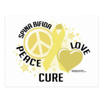 Spina Bifida PLC Postcard