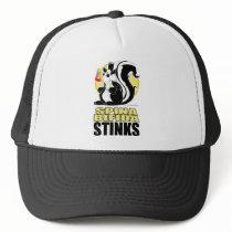 Spina Bifida Stinks Trucker Hat