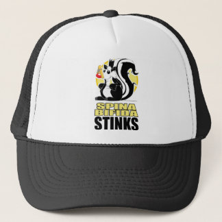 Spina Bifida Stinks Trucker Hat