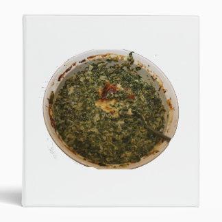 spinach dip photo design image binder